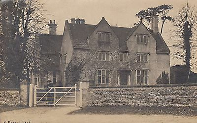 Wormwood, Country House, Yatton Keynell, Wiltshire. Rp, 1908.