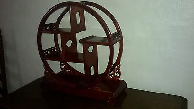 Chinese  solid wood antique Display  Shelf