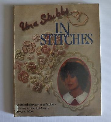 UNA STUBBS IN STITCHES A Personal Approach To Embroidery Simple Beautiful Design
