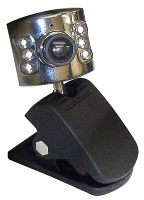 Computer Gear Web Cam with Microphone