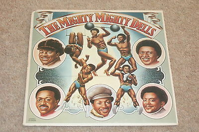 The Dells – The Mighty Mighty Dells LP   1974   SOUL CLASSIC!!