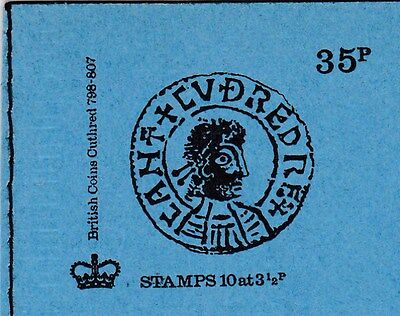 35P Booklet Autumn1973 Cuthred's Penny No1 Sg Dp1