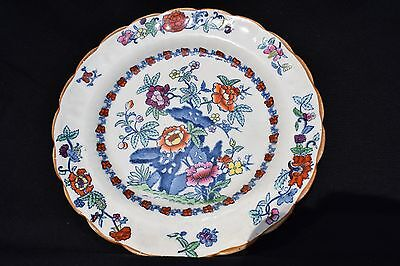 Booths 'The Pompadour' Plate