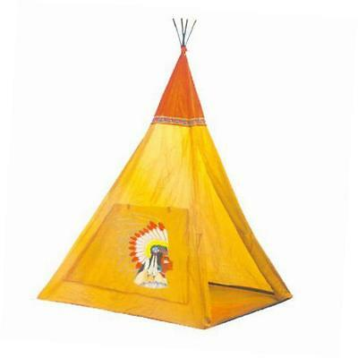 Indian Teepee Tripod Play Tent Kids Hut Children House by  Play Tents & T