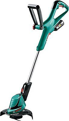 Bosch ART 23-18 LI Cordless Grass Trimmer with 18 V Lithium-Ion Battery Cutti...