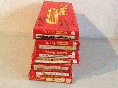 Triang Railways Empty Box Lot Points Etc