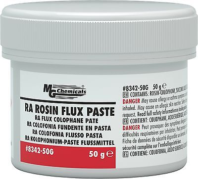 MG Chemicals Rosin Flux Paste 50 g Jar