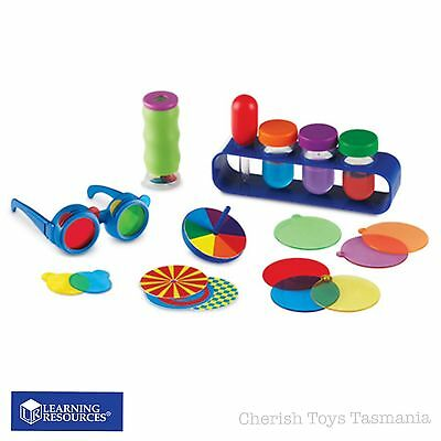 Learning Resources Primary Science Colour Mixing Set Educational Kids Experiment