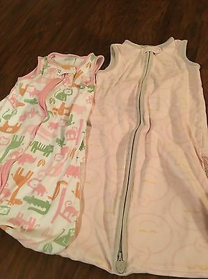 Soothe Time Infant Snooze Sleep Sack Bag Size 3-9 Months, 12-18 lbs