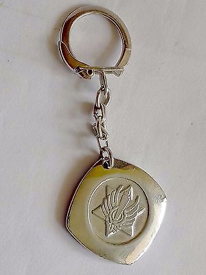 Israel IDF Army Air Force Soldiers Technical school Vintage Silver Tone Keychain