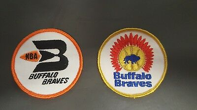 buffalo braves patch first year