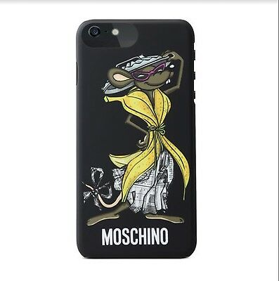 Trash Mouse Moschino Logo Phone Case Cover for iPhone 7