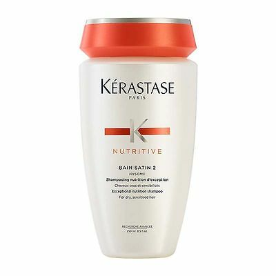 Bain Satin 2 Irisome Kérastas 250ml [70K0022A]