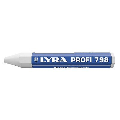 Lyra Wax Crayon 798Hexagonal 4880001 white