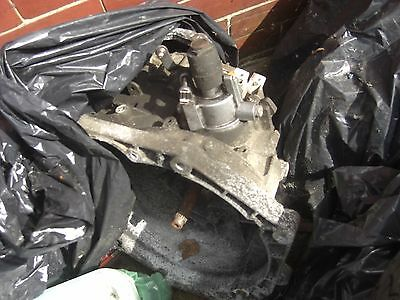 Alfa Romeo 159 1.9 JTDm 16V Gearbox 6 speed , m32 for parts