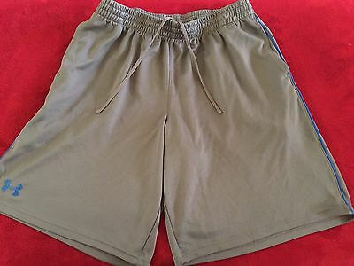"Under Armour Mesh Shorts, Men's Size Large (34"" - 35"" Waist, 11"" Inseam)"