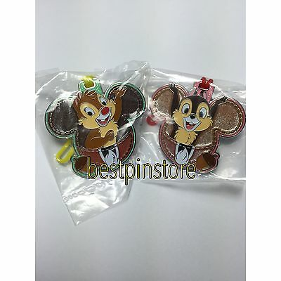 Disney pin HKDL Magical Mickey Series - 2 Pin - Chip n Dale