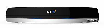 BT Youview+ Set Top Box with Twin HD Freeview and 7 Day Catch Up TV No Subscr...