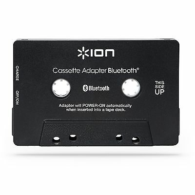 ION Audio Bluetooth Cassette Adapter   Bluetooth Audio Streaming for Cassette...