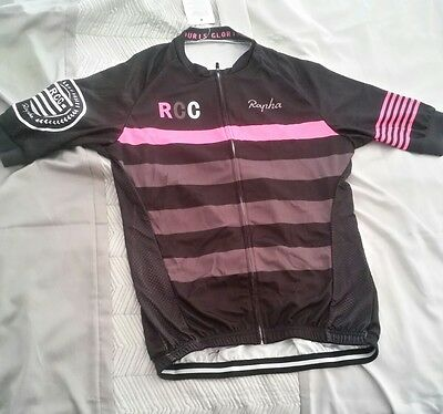 Rapha short-sleeve cycling jersey Medium M