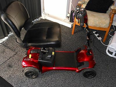 Mobility Scooter 4Mph Goes In Boot