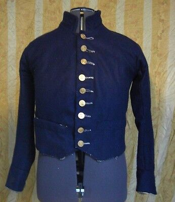 French Napoleonic Fatigue coat.