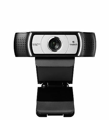 Logitech C930 1080p HD Webcam with USB Connection C930 E Webcam