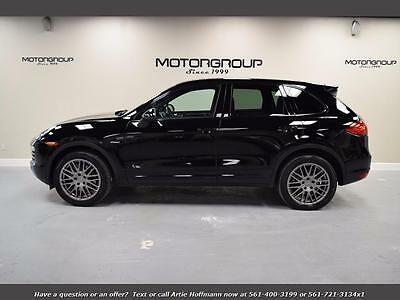 2014 Porsche Cayenne Diesel 2014 Porsche Cayenne Diesel 29 MPG, MSRP $72,635, WARRANTY, Financing Available
