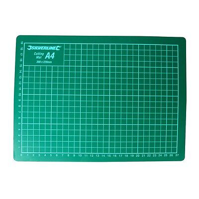 A4 Cutting Mat, Self Healing Craft Board,Paper Card Sewing Hobby Quilting Fabric
