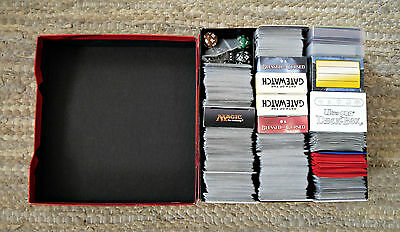 Magic the Gathering - Box Collection & Accessories + Rares and Uncommons