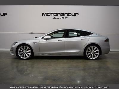 2016 Tesla Model S P90D 2016 Tesla Model S P90D AUTOPILOT, LOW MILES, We Finance FL