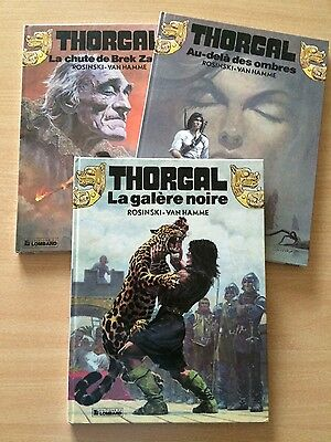 Bd originales thorgal