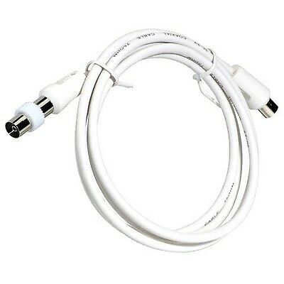 Maurer 19020110TV-Video 2 meter extension cable9.5mm with adapter