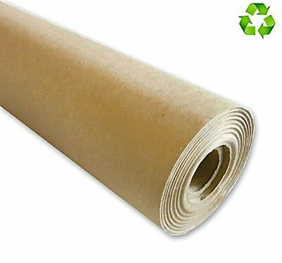 """Eco Kraft Paper Roll Large 30"""" x 1200"""" 100ft MADE IN USA 100% Recycled Material"""