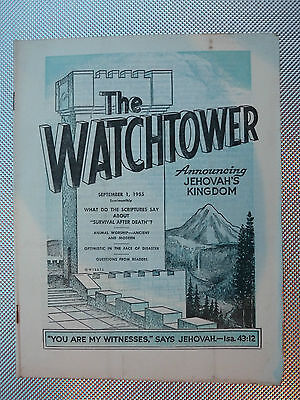 The Watchtower September 1 1955