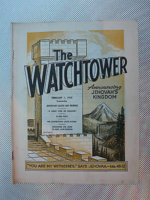 The Watchtower February 1 1955