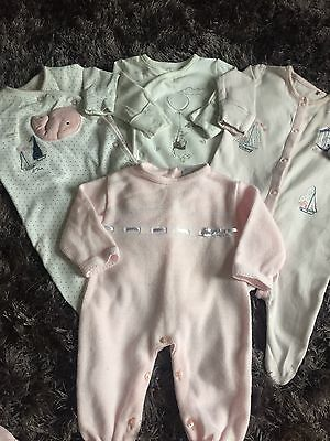 0-3 Months Girls Baby Clothes Next/ Mothercare