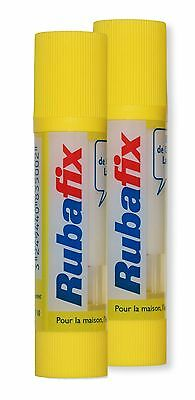 Rubafix-Two batons de colle 10 g