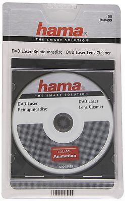 Hama DVD-ROM Laser Cleaning Disc Standard Packaging