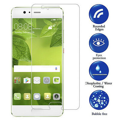 【1Pk / 2Pks】 HD Premium Tempered Glass Screen Protector for Huawei Ascend P10