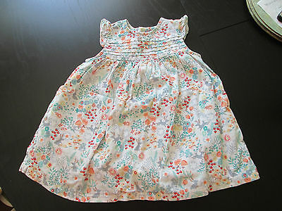 Baby Girl's M&S Dress Age 9-12 Months