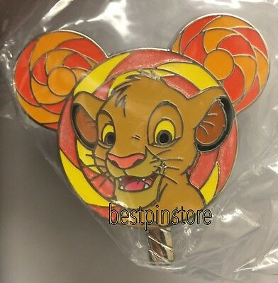 Disney pin - HKDL 2017 Lollipop Collection - Lion King Simba