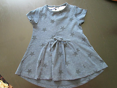 Baby Girl's Next Blue Dress Age 6-9 Months