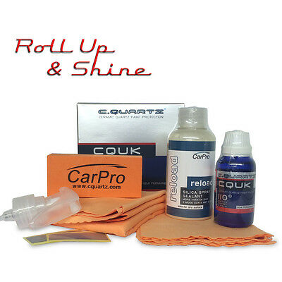 Carpro CQuartz UK 50ml with 100ml Reload