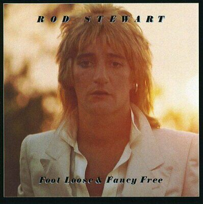 Rod Stewart - Foot Loose and Fancy Free [CD]