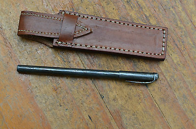 Damascus hand forged ball point pen From the Eagle Collection ASM 6245