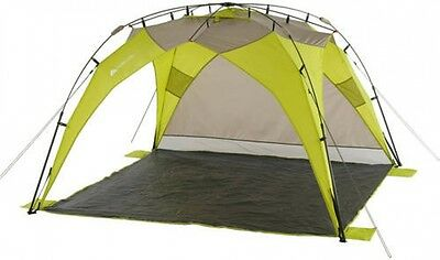 Ozark Trail 8' X 8' Instant Sun Shade Outdoor Beach Canopy Shelter Tent Camping