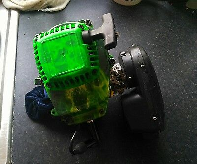 1/5 Scale Engine carb airbox clutch chung yang 26cc Fg Hpi Losi