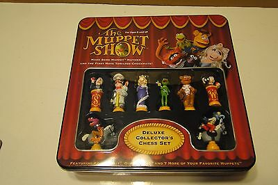 The Muppet Show Deluxe Collectors Chess Set