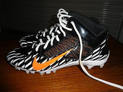 Nike Alpha Pro Cleats Size 10 in Excellent Condition Barely Worn